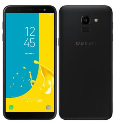 Samsung Galaxy J6 (2018) Dual Sim fekete