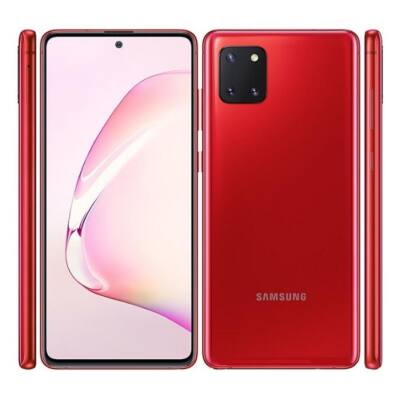 Samsung N770 Galaxy Note 10 Lite Dual Sim piros