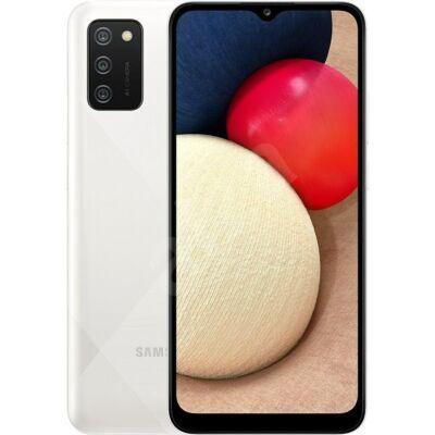 Samsung Galaxy A02s A025G 32 GB Dual Sim fehér