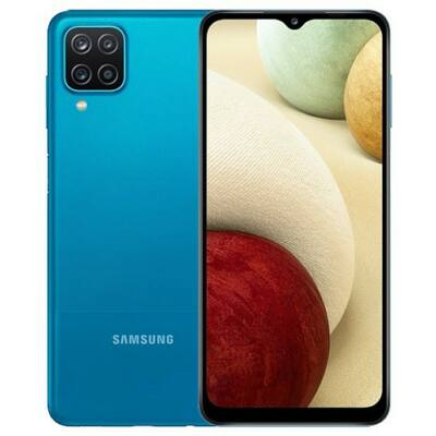 Samsung Galaxy A12 A125F 128 GB Dual Sim kék