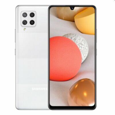 Samsung Galaxy A42 5G 128 GB A426B Dual Sim fehér