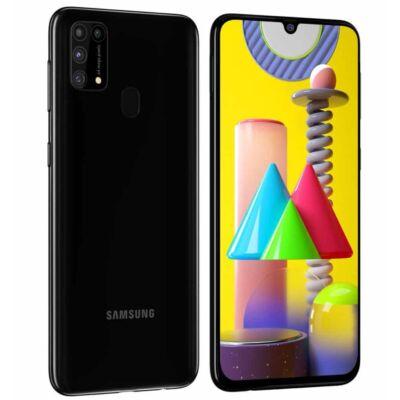 Samsung Galaxy M31 M315 128 GB Dual Sim fekete