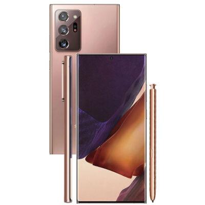 Samsung Galaxy Note 20 Ultra 5G N986 256 GB Dual Sim bronz