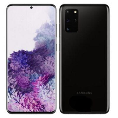Samsung Galaxy S20+ G985 5G 128GB Dual Sim fekete