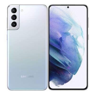 Samsung Galaxy S21+ G996 5G 8/128 GB Dual Sim ezüst