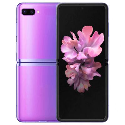 Samsung Galaxy Z Flip 256GB F700F Dual Sim lila