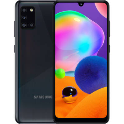 Samsung Galaxy A31 Dual Sim fekete