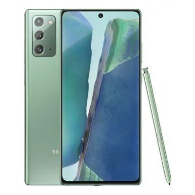 Samsung Galaxy Note 20 5G N981 256 GB Dual Sim zöld
