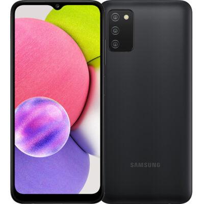 Samsung Galaxy A03s A037G 32 GB Dual Sim fekete