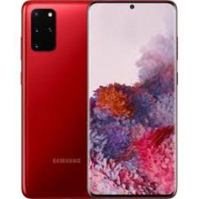 Samsung Galaxy S20+ G985 128GB Dual Sim aura piros