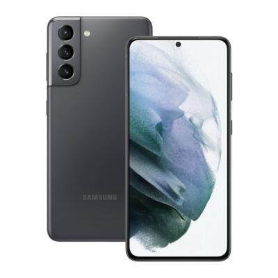 Samsung Galaxy S21 G991 5G 8/256 GB Dual Sim szürke