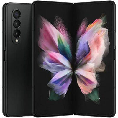Samsung Galaxy Z Fold3 F926B 5G 12/256GB fekete