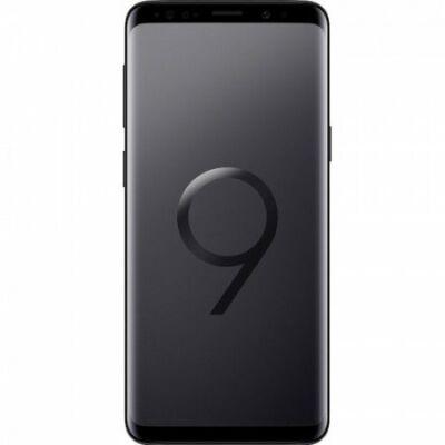 Samsung Galaxy S9 G960 Dual Sim fekete