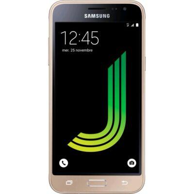 Samsung Galaxy J3 (2016) arany