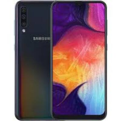 Samsung Galaxy A50 Dual Sim fekete