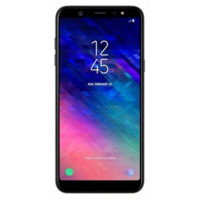 Samsung Galaxy A6 (2018) fekete