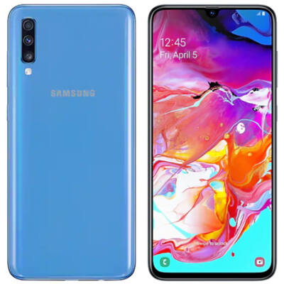 Samsung Galaxy A70 Dual Sim kék