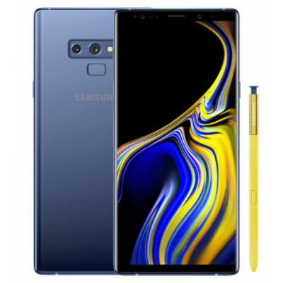 Samsung N960 Galaxy Note 9 128 GB Dual Sim kék