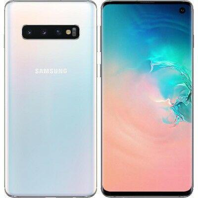 Samsung Galaxy S10 G973F 512 GB Dual Sim fehér