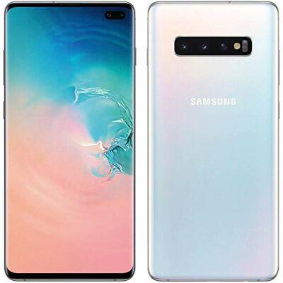 Samsung Galaxy S10+ G975 128 GB Dual Sim fehér
