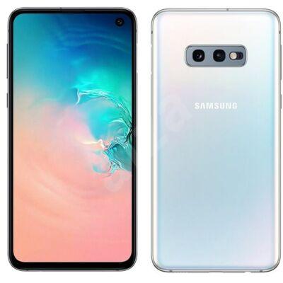 Samsung Galaxy S10e G970F 128 GB Dual Sim fehér