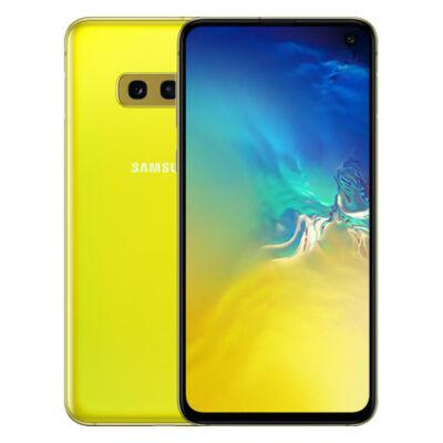 Samsung Galaxy S10e G970F 128 GB Dual Sim sárga