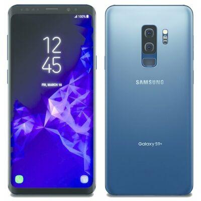 Samsung Galaxy S9+ G965 Dual Sim kék
