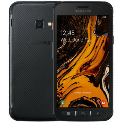 Samsung Galaxy Xcover 4s fekete