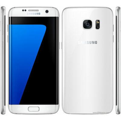 Samsung Galaxy S7 EDGE fehér
