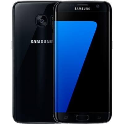 Samsung Galaxy S7 EDGE fekete