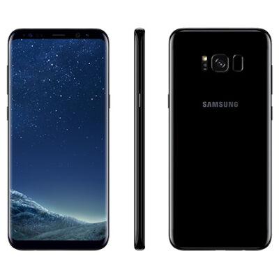 Samsung Galaxy S8+ éjfekete