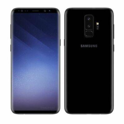 Samsung Galaxy S9+ G965 Dual Sim fekete