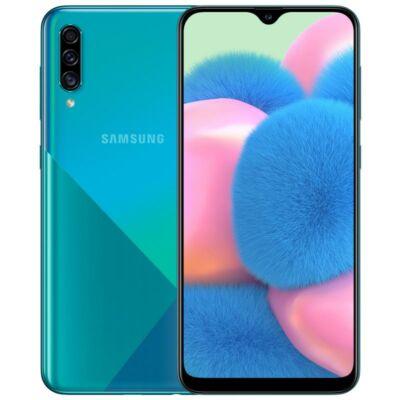 Samsung Galaxy A30s Dual Sim zöld
