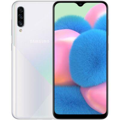 Samsung Galaxy A30s Dual Sim fehér