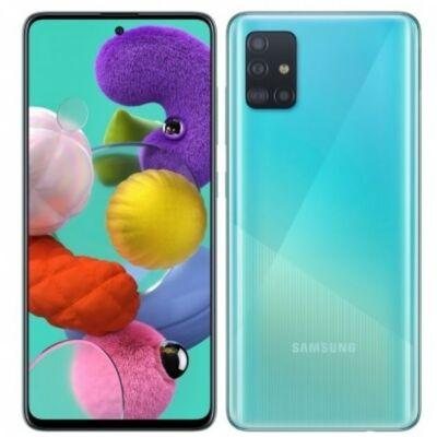 Samsung Galaxy A51 Dual Sim kék