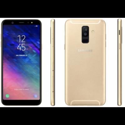 Samsung Galaxy A6+ (2018) Dual Sim arany