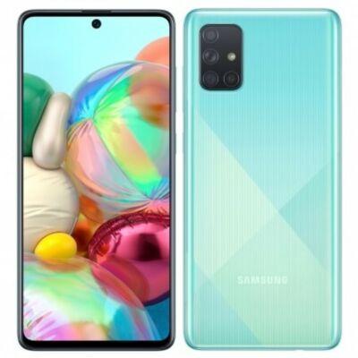 Samsung Galaxy A71 Dual Sim kék