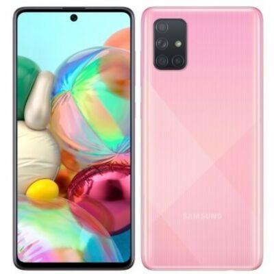 Samsung Galaxy A71 Dual Sim rózsaszín