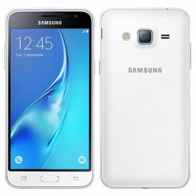 Samsung Galaxy J3 (2016) fehér