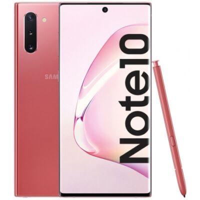 Samsung N970 Galaxy Note 10 256 GB Dual Sim rózsaszín