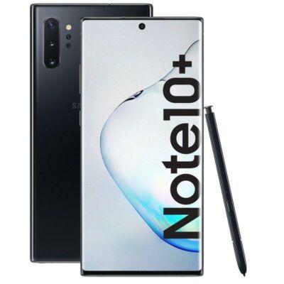 Samsung N975 Galaxy Note 10+ 512 GB Dual Sim fekete