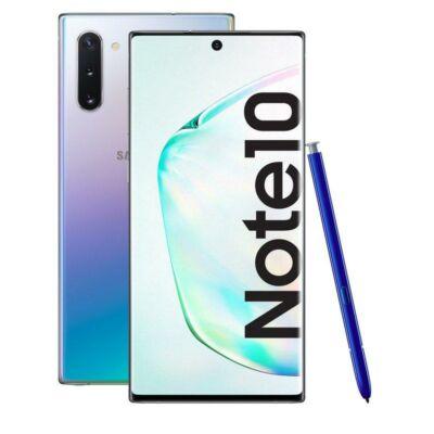 Samsung N970 Galaxy Note 10 256 GB Dual Sim ezüst