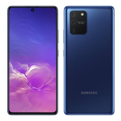 Samsung G770 Galaxy S10 Lite Dual Sim kék