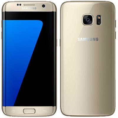 Samsung Galaxy S7 EDGE arany