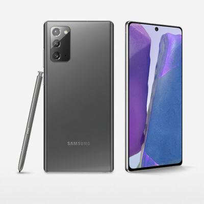 Samsung Galaxy Note 20 N980 256 GB Dual Sim szürke