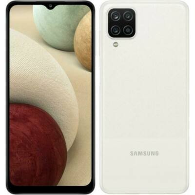 Samsung Galaxy A127 A127F 32 GB Dual Sim fehér