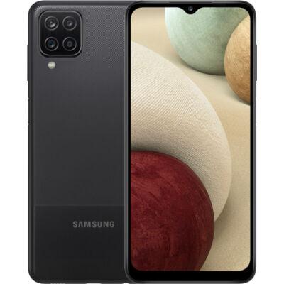 Samsung Galaxy A12 A125F 64 GB Dual Sim fekete
