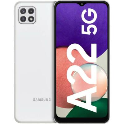Samsung A226F Galaxy A22 5G 4/64 GB Dual Sim fehér