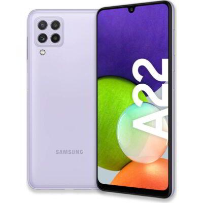 Samsung A225 Galaxy A22 4/128 GB Dual Sim lila