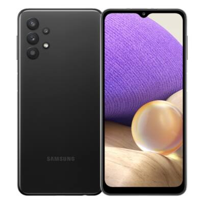 Samsung Galaxy A32 4G A326B 128 GB Dual Sim fekete